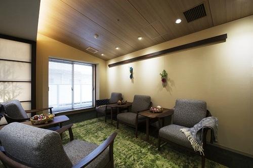 ニチイホーム 鷺ノ宮 リラクゼーションサロン 談話スペース