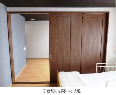 ニチイホーム登戸 夫婦室(4)