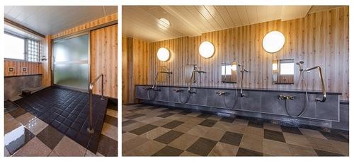 ニチイホームたまプラーザ 改修後の浴室3