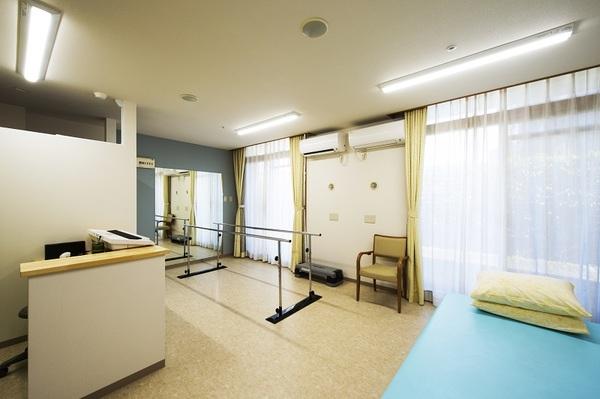 ニチイホーム石神井台 機能訓練室